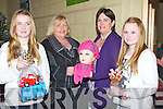 PRESENTS: Thinking of buying presents at the Chrismas shopping fair at the Tin Teann Theartre, Ballybunion, onn Sunday, L-r: Cina Lynch, Betty Harty, Siobhan Keane and Kathy Doyle (Asdee).