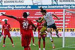 Yuya Osako (Werder Bremen #08), Florian Müller / Florian Mueller (FSV Mainz 05 #01), Moussa Niakhate / Niakhaté (FSV Mainz 05 #19), Leandro Barreiro Martins (FSV Mainz 05 #35)<br /> <br /> <br /> Sport: nphgm001: Fussball: 1. Bundesliga: Saison 19/20: 33. Spieltag: 1. FSV Mainz 05 vs SV Werder Bremen 20.06.2020<br /> <br /> Foto: gumzmedia/nordphoto/POOL <br /> <br /> DFL regulations prohibit any use of photographs as image sequences and/or quasi-video.<br /> EDITORIAL USE ONLY<br /> National and international News-Agencies OUT.