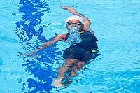 Picture by Alex Whitehead/SWpix.com - 06/04/2018 - Commonwealth Games - Swimming - Optus Aquatics Centre, Gold Coast, Australia - Vinoli Kaluarachchi of Sri Lanka during the Women's 100m Brackstroke heats.
