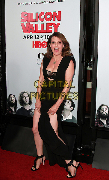02 April 2015 - West Hollywood, California - Suzanne Cryer attends Los Angeles Premiere for the second season of the HBO comedy series &quot;Silicon Valley&quot; held at the El Capitan Theatre. <br /> CAP/ADM/THB<br /> &copy;THB/ADM/Capital Pictures