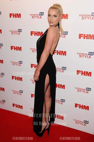 Helen Flanagan arriving for the FHM 100 Sexiest Women in the World 2013 party at the Sanderson Hotel, London. 01/05/2013 Picture by: Steve Vas / Featueflash
