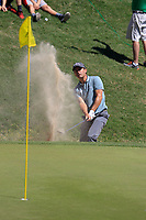 Kevin Kisner (USA) on the 11th during the 2nd round at the WGC Dell Technologies Matchplay championship, Austin Country Club, Austin, Texas, USA. 23/03/2017.<br /> Picture: Golffile | Fran Caffrey<br /> <br /> <br /> All photo usage must carry mandatory copyright credit (&copy; Golffile | Fran Caffrey)