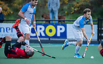 ZEIST- Maarten Nyst (Hurley)   promotieklasse hockey heren, Schaerweijde-Hurley (4-0)  COPYRIGHT KOEN SUYK
