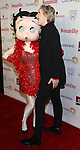 Betty Boop and Jane Lynch attends the 14th Annual Red Dress Awards presented by Woman's Day Magazine at Jazz at Lincoln Center Appel Room on February 7, 2017 in New York City.