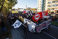 13-10-03 Antifa-Demo Hellersdorf
