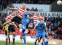 Doncaster Rovers v Leyton Orient, 19.1.13