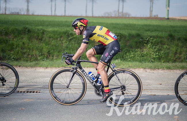 Philippe Gilbert (BEL/Quick Step floors)<br /> <br /> 60th E3 Harelbeke (1.UWT)<br /> 1day race: Harelbeke &rsaquo; Harelbeke - BEL (206km)