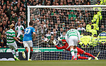 Scott Sinclair in off the post from his penalty kick