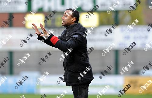 11-12-04 / Voetbal / seizoen 2011-2012 / RC Mechelen - Rupel-Boom / Sadio Ba..Foto: Mpics.be