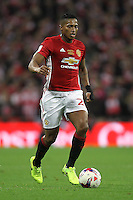 Antonio Valencia of Manchester United<br /> Londra Wembley Stadium Southampton vs Manchester United - EFL League Cup Finale - 26/02/2017 <br /> Foto Phcimages/Panoramic/Insidefoto