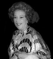 Ethel Merman 1977<br /> Photo By Adam Scull/PHOTOlink.net