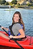 Stock Photos of Kayaking