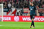 04.11.2018, Opel-Arena, Mainz, GER, 1 FBL, 1. FSV Mainz 05 vs SV Werder Bremen, <br /> <br /> DFL REGULATIONS PROHIBIT ANY USE OF PHOTOGRAPHS AS IMAGE SEQUENCES AND/OR QUASI-VIDEO.<br /> <br /> im Bild: Frust bei Martin Harnik (SV Werder Bremen #9)<br /> <br /> Foto © nordphoto / Fabisch