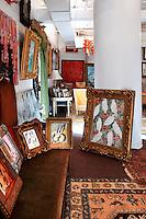 luxury brown silk sofa