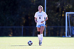 CARY, NC - NOVEMBER 19: North Carolina's Taylor Otto. The University of North Carolina Tar Heels hosted the Princeton University Tigers on November 19, 2017 at Koka Booth Stadium in Cary, NC in an NCAA Division I Women's Soccer Tournament Third Round game. Princeton won 2-1 in sudden death overtime.