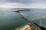 Oosterscheldekering | Storm surge barrier