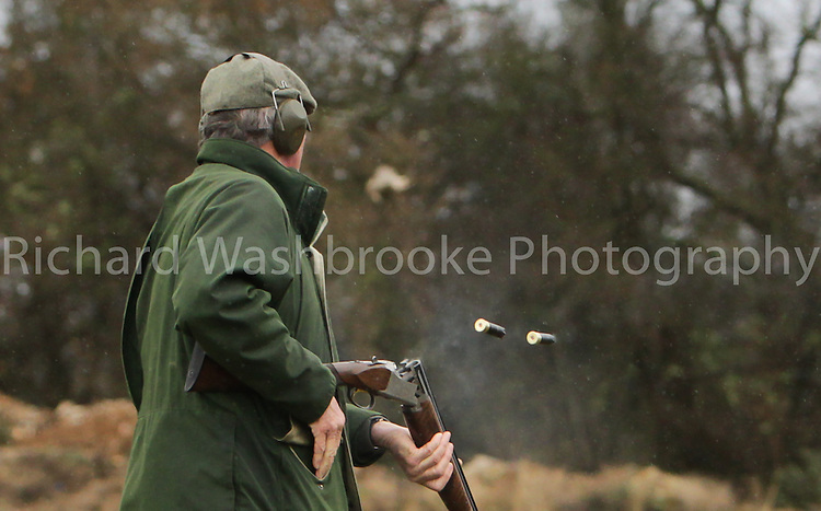 Copt Hall Farm Shoot  27th November 2012