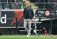 Trainer Adi Hütter (Eintracht Frankfurt) - 31.03.2019: Eintracht Frankfurt vs. VfB Stuttgart, Commerzbank Arena, DISCLAIMER: DFL regulations prohibit any use of photographs as image sequences and/or quasi-video.