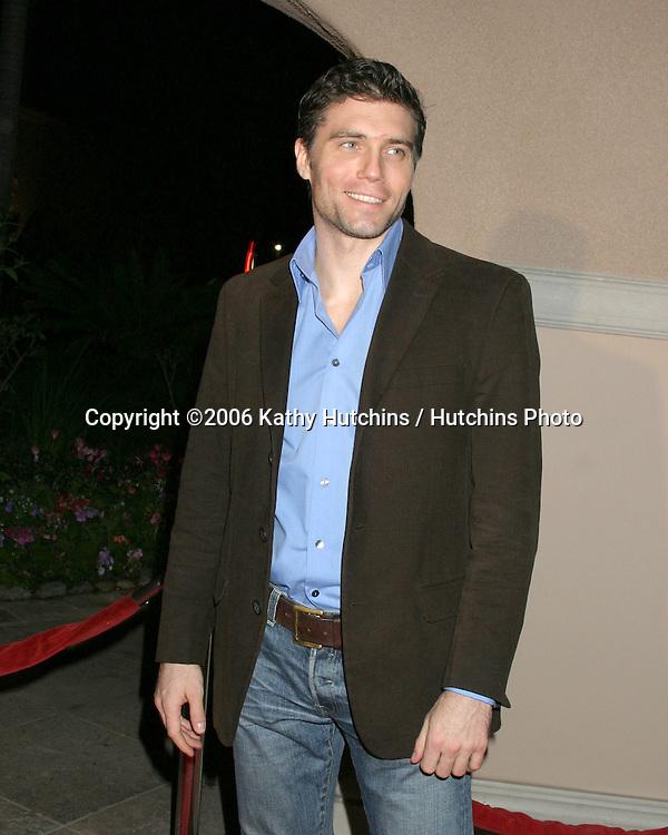 Anson Mount.NBC TCA Press Tour Party.Pasadena Ritz Carlton Hotel.Padadena, CA.January 22, 2006.©2006 Kathy Hutchins / Hutchins Photo....