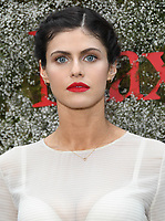 11 June 2019 - West Hollywood, California - Alexandra Daddario. 2019 InStyle Max Mara Women In Film Celebration held at Chateau Marmont. Photo Credit: Birdie Thompson/AdMedia