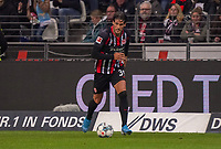 Goncalo Paciencia (Eintracht Frankfurt) - 18.10.2019: Eintracht Frankfurt vs. Bayer 04 Leverkusen, Commerzbank Arena, <br /> DISCLAIMER: DFL regulations prohibit any use of photographs as image sequences and/or quasi-video.