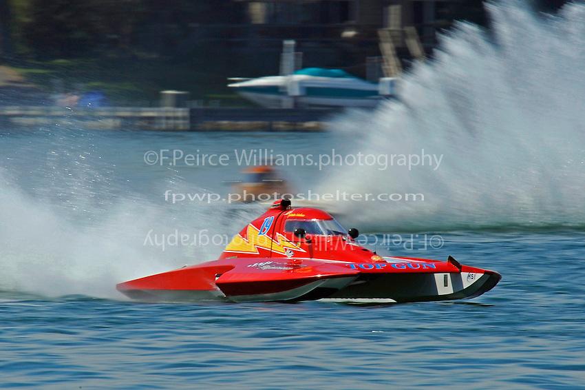 "Sylvain Maheu, CS-19 ""Top Gun""  (2.5 Litre Stock hydroplane(s)"