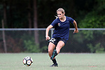 CARY, NC - JUNE 22: Emily Fox. The North Carolina Courage held a training session on June 22, 2017, at WakeMed Soccer Park Field 7 in Cary, NC.