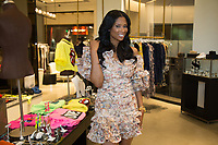 OXON HILL, MARYLAND - MAY 25: Jennifer Williams visits Swagg Boutique at MGM National Harbor on May 25, 2019 in Oxon Hill, Maryland. (Photo by Brian Stukes/ON-SITEFOTOS)