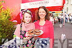 Enjoying Dingle Food festival on Saturday were from left: Anna Sheehy and Maire Gleasure..