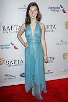 05 January 2019 - Los Angeles, California - Isabella Blake-Thomas. the BAFTA Los Angeles Tea Party held at the Four Seasons Hotel Los Angeles. Photo Credit: AdMedia