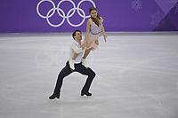 Olympics PyeongChang Figure Skating 200218