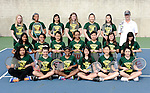 4-2-14, Huron High School girl's junior varsity tennis