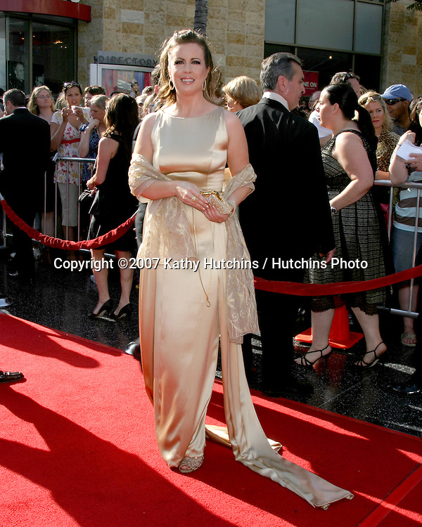 Martha Byrne.Daytime Emmys 2007.Kodak Theater.Los Angeles, CA.June 15, 2007.©2007 Kathy Hutchins / Hutchins Photo....