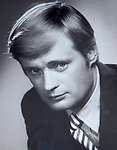 David McCallum, who is best known from his portrayal of Illya Kuryakin on the television program The Man From U.N.C.L.E.. 1969 year.