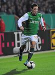 GER- DFB Pokal 2009/2010 Achtelfinale Stadion: Weser-Stadion<br /> <br /> SV Werder Bremen vs 1.FC Kaiserslautern<br /> Einzelaktion Mesut Oezil (&divide;zil Bremen #11) <br /> Foto &copy; nph (  nordphoto  )<br /> <br />  *** Local Caption *** <br /> Fotos sind ohne vorherigen schriftliche Zustimmung ausschliesslich fŁr redaktionelle Publikationszwecke zu verwenden.<br /> Auf Anfrage in hoeherer Qualitaet/Aufloesung
