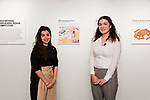 Emily Bryson and Natasja Enrique, winners of the 2018 National High School Design Competition