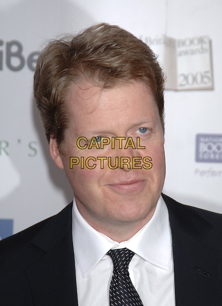EARL SPENCER.British Book Awards, .Grosvenor House, Park Lane,.London, April 20th 2005..portrait headshot charles.Ref: PL.www.capitalpictures.com.sales@capitalpictures.com.©Capital Pictures