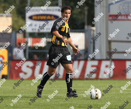 2008-08-31 / Voetbal / Lierse SK/ Garry De Graef..Foto: Maarten Straetemans (SMB)