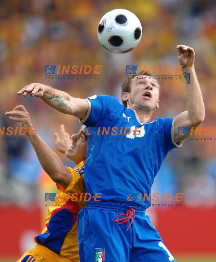 Antonio Cassano Italia<br /> Zurich/Zurigo 13/6/2008 Stadium &quot;Letzigrund&quot; <br /> Italy Romania - Italia Romania 1-1<br /> Euro2008 Calcio Group C<br /> Foto Andrea Staccioli Insidefoto