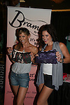 Sarah Brown & friend Tiffany - Official Daytime Emmy Awards gifting Suite on June 26, 2010 during 37th Annual Daytime Emmy Awards at Las Vegas Hilton, Las Vegas, Nevada, USA. (Photo by Sue Coflin/Max Photos)
