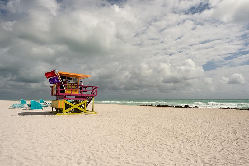 Lifeguard<br /> Miami Beach, Florida