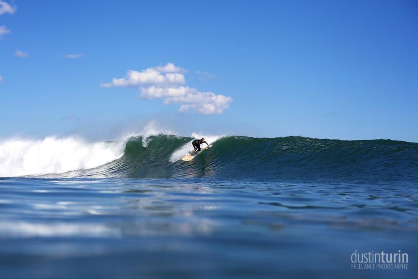 Surfer: Unknown. Photo: Dustin Turin