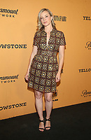 LOS ANGELES, CA - JUNE 11:Amy Smart at the premiere of Yellowstone at Paramount Studios in Los Angeles, California on June 11, 2018. <br /> CAP/MPIFS<br /> &copy;MPIFS/Capital Pictures