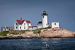 EASTERN POINT LIGHT, Gloucester, North Shore, MA, USA