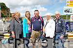 Pictured at the 75th Anniversary Air Show in Foynes on Sunday L-R Mary, Lisa and Dan Shine, Abbeyfeale, Kathleen and Seamus Collins, Templeglantine.