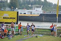 FIERLJEPPEN/POLSTOKVERSPRINGEN: 26-08-2017 Jaarsveld, Nederlands kampioenschap, Nard Brandsma, ©foto Martin de Jong