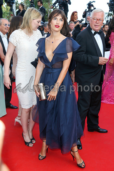 """24 May 2017 - Cannes, France - Jeanne Damas . """"The Beguiled"""" Premiere - The 70th Annual Cannes Film Festival. Photo Credit: Georg Wenzel/face to face/AdMedia"""