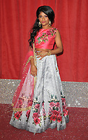 Haiesha Mistry at the British Soap Awards 2019, The Lowry Theatre, Pier 8, The Quays, Media City, Salford, Manchester, England, UK, on Saturday 01st June 2019.<br /> CAP/CAN<br /> ©CAN/Capital Pictures