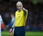Referee Craig Charleston
