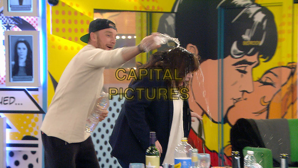 Celebrity Big Brother 2017<br /> Jamie O'Hara, Coleen Nolan<br /> *Editorial Use Only*<br /> CAP/KFS<br /> Image supplied by Capital Pictures